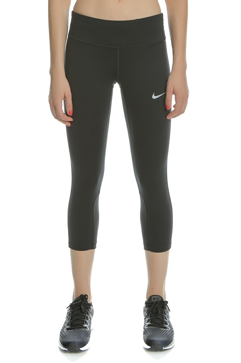 3e7be88c422 NIKE. Γυναικείο αθλητικό κάπρι κολάν Nike PWR EPIC RUN 3/4 μαύρο