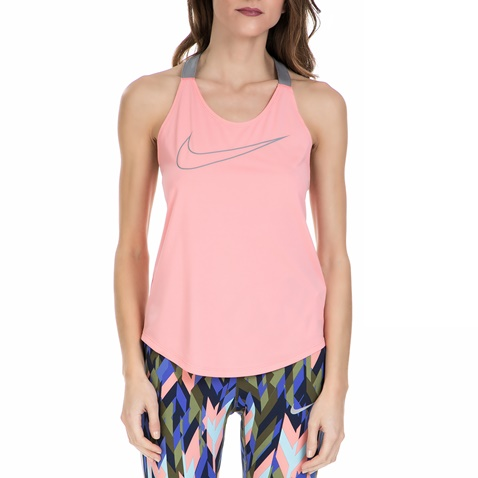 ed627059199b Γυναικείο αθλητικό φανελάκι Nike ροζ (1515397.1-p285)