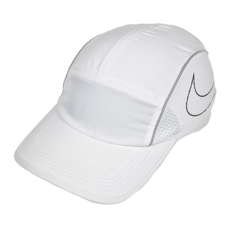 NIKE - Unisex καπέλο NIKE AROBILL AW84 λευκό γυναικεία αξεσουάρ καπέλα αθλητικά