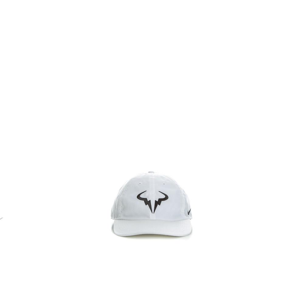 NIKE - Unisex καπέλο Nike RAFA U NK AROBILL H86 λευκό
