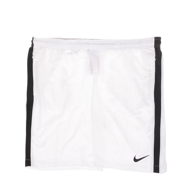 NIKE - Παιδικό αθλητικό σορτς NIKE DRY SQD SHORT JAQ λευκό παιδικά boys ρούχα αθλητικά