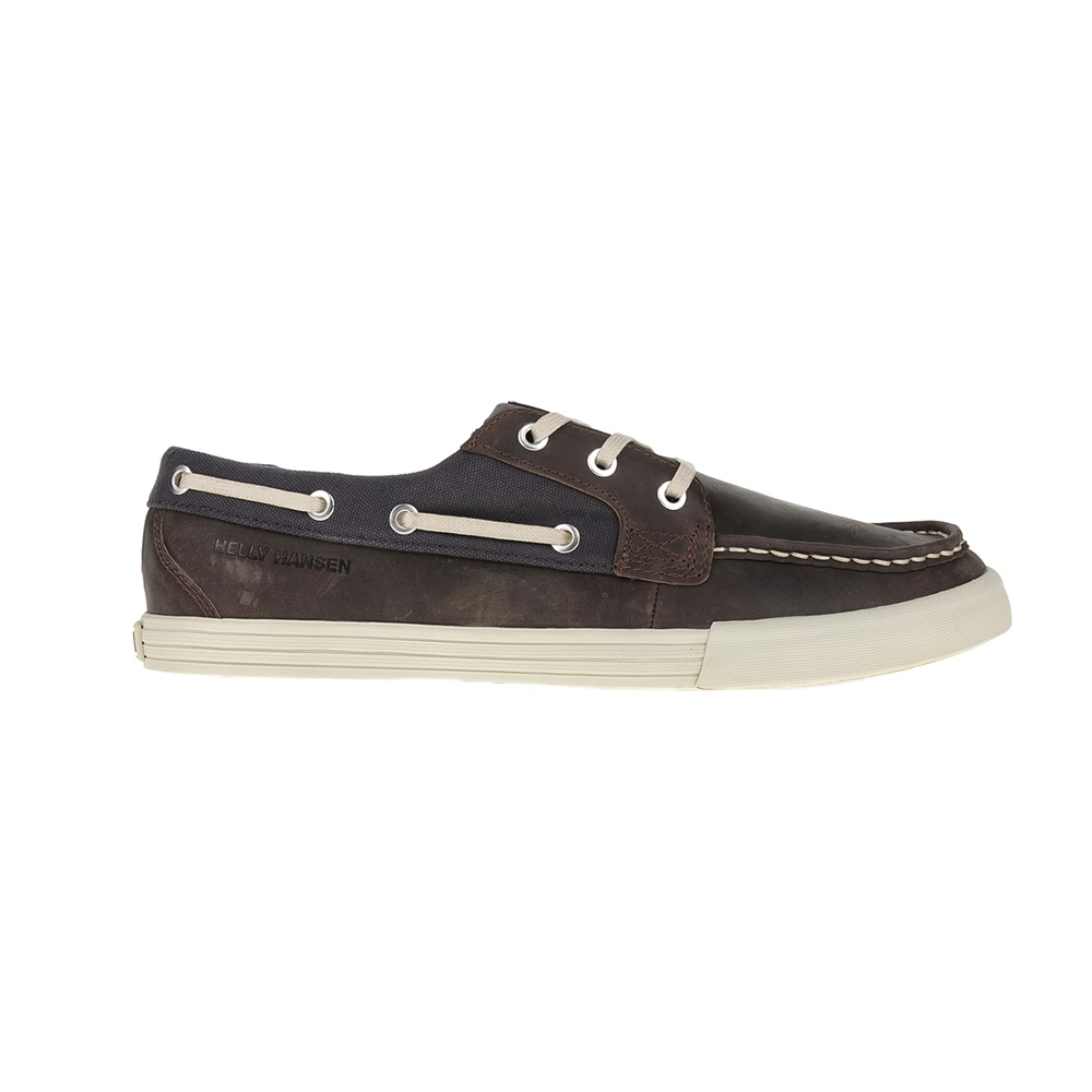 HELLY HANSEN – Ανδρικά boat shoes HELLY HANSEN FRAMNES 2 καφέ