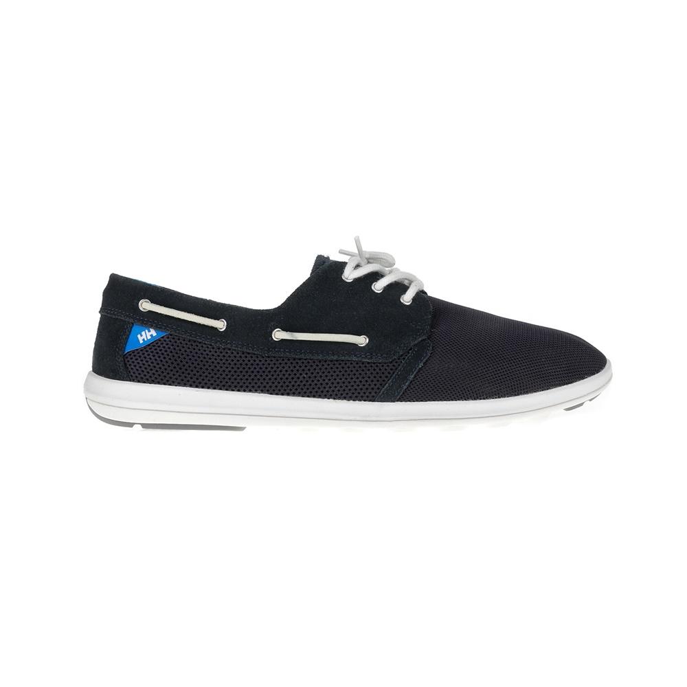 HELLY HANSEN - Ανδρικά boat shoes HELLY HANSEN LILLESAND μπλε ανδρικά παπούτσια boat shoes