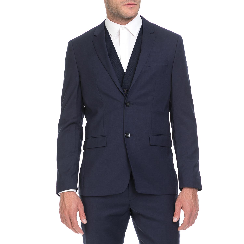 CK - Ανδρικό σακάκι TATE-BM CK μπλε