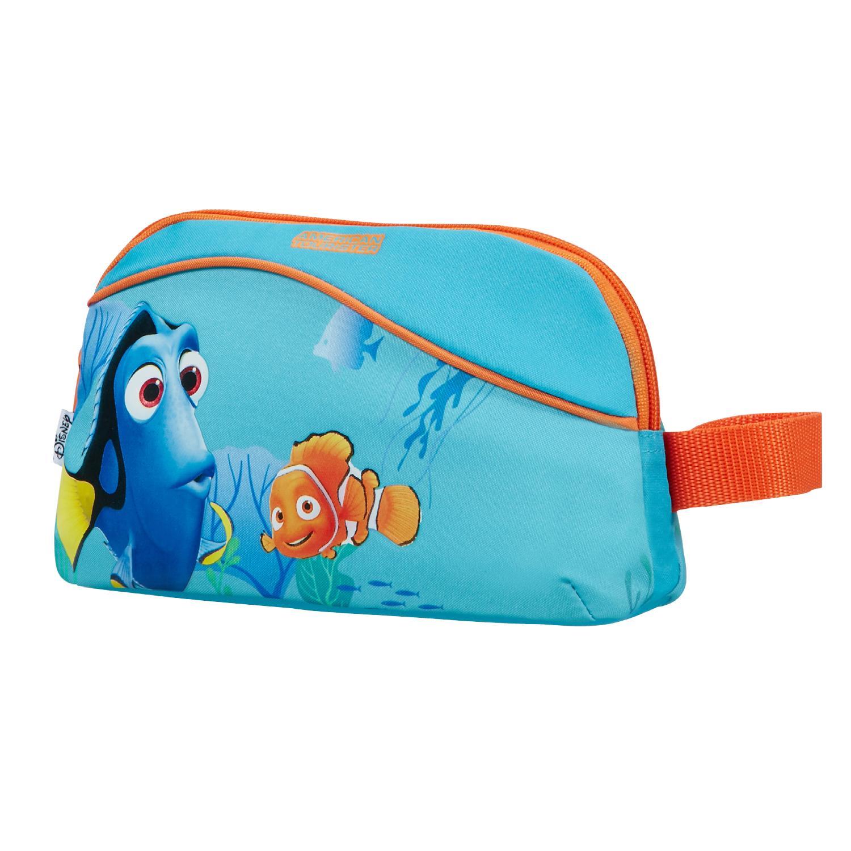 AMERICAN TOURISTER - Παιδικό νεσεσέρ Disney by American Tourister μπλε παιδικά boys αξεσουάρ τσάντες σακίδια