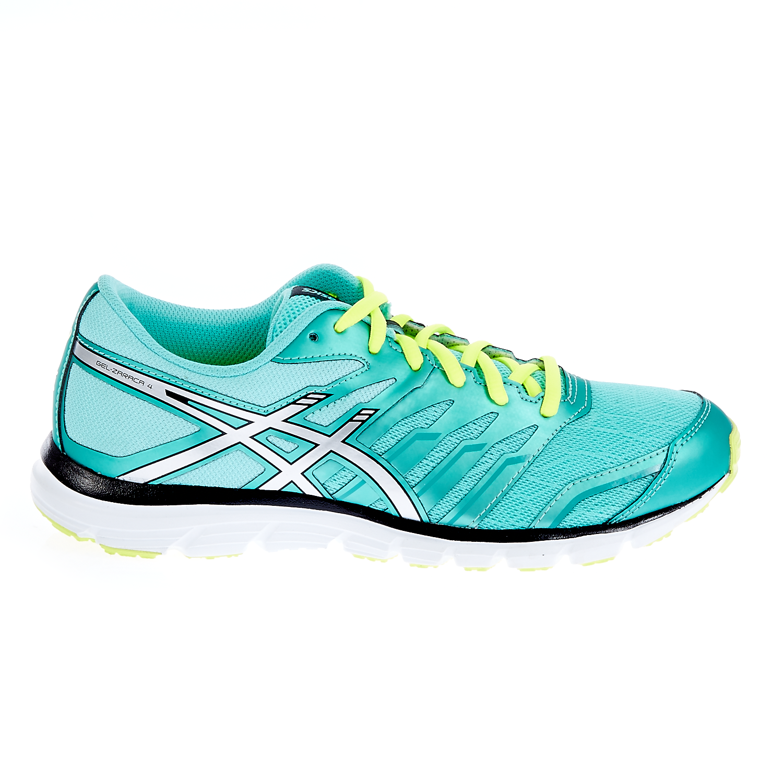 ASICS - Γυναικεία παπούτσια Asics GEL-ZARACA 4 πράσινα γυναικεία παπούτσια αθλητικά running