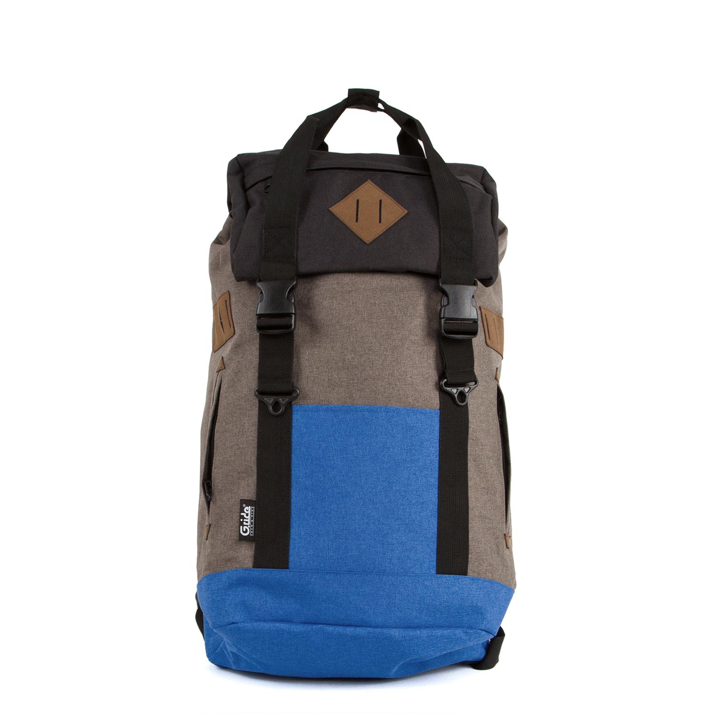 c8aced5112 G.RIDE - Τσάντα πλάτης G.Ride μπλε