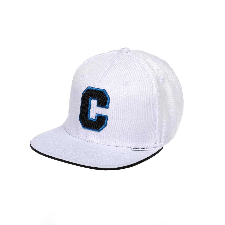 CONVERSE - Καπέλο CONVERSE άσπρο