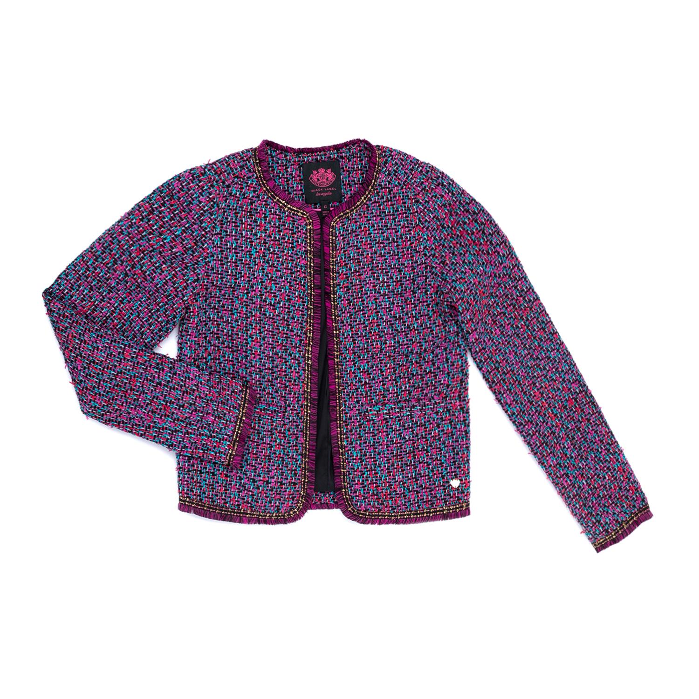 78cfdaa6430 JUICY COUTURE KIDS - Παιδικό σακάκι JUICY COUTURE KIDS μοβ
