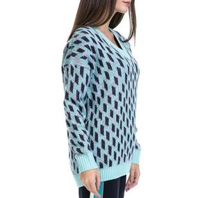 9ba33fc447ad JUICY COUTURE. Γυναικείο πουλόβερ JUICY COUTURE μαύρο μπλε