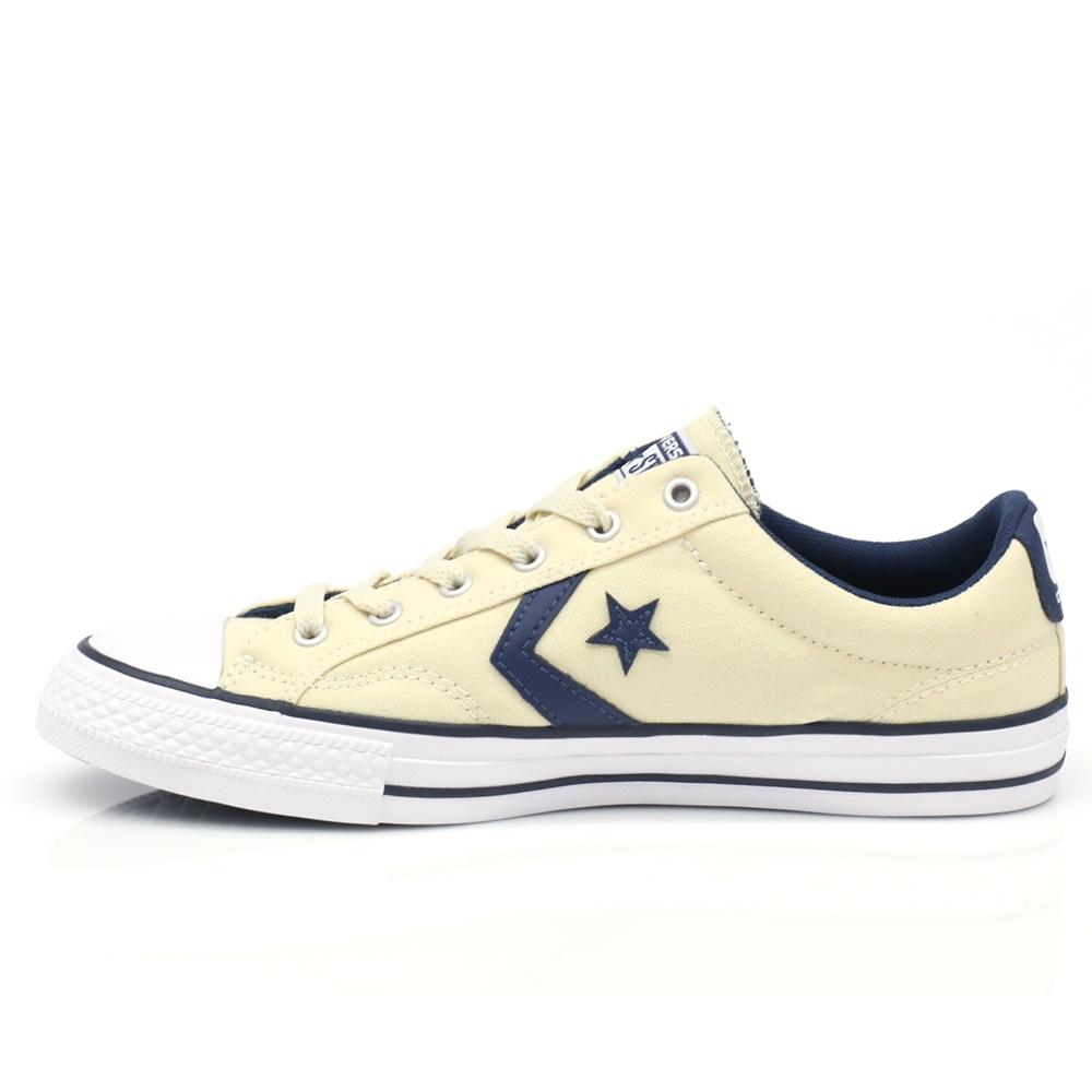 CONVERSE – Ανδρικά παπούτσια Star Player Ox μπεζ