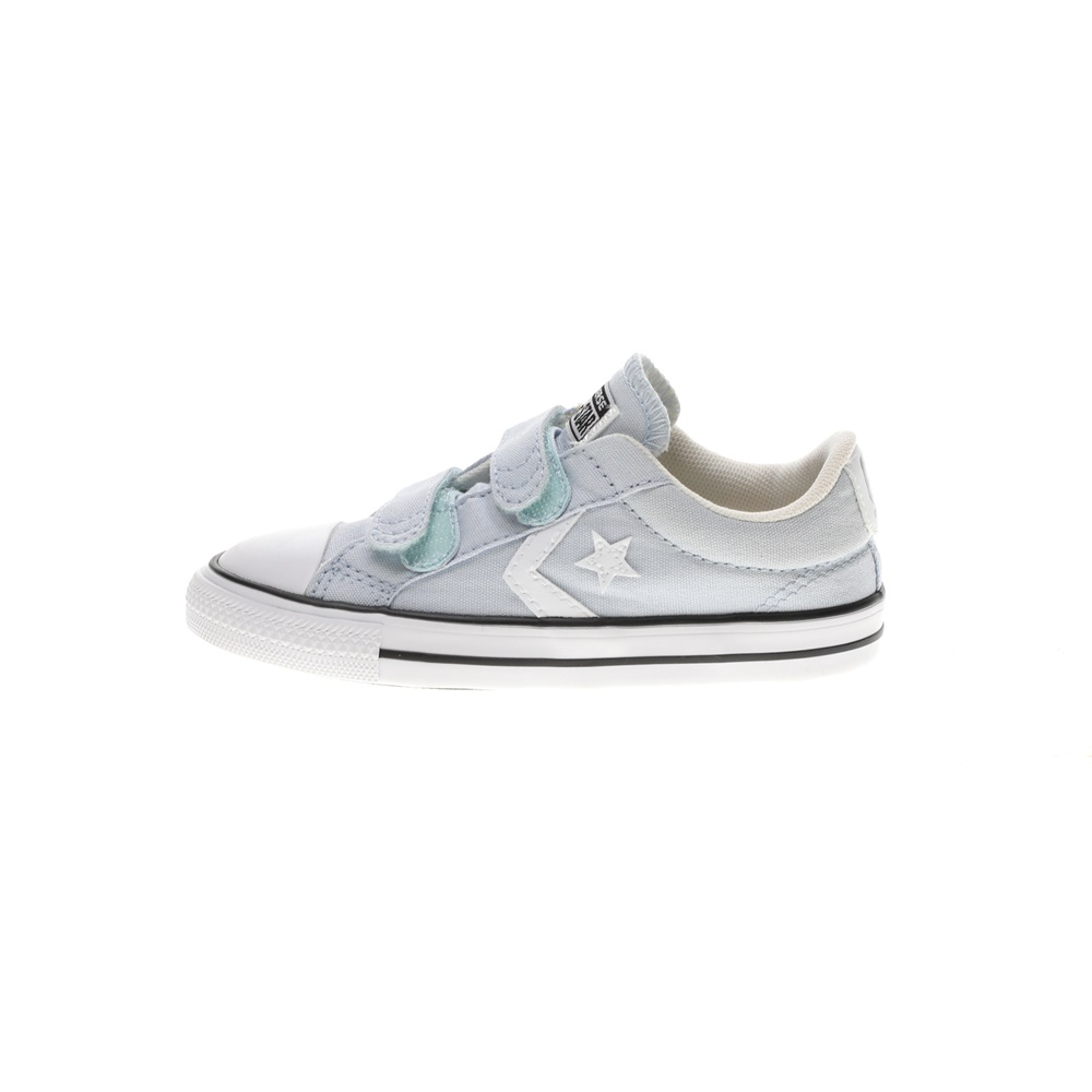 CONVERSE – Παιδικά sneakers CONVERSE Star Player 2V Ox γαλάζια