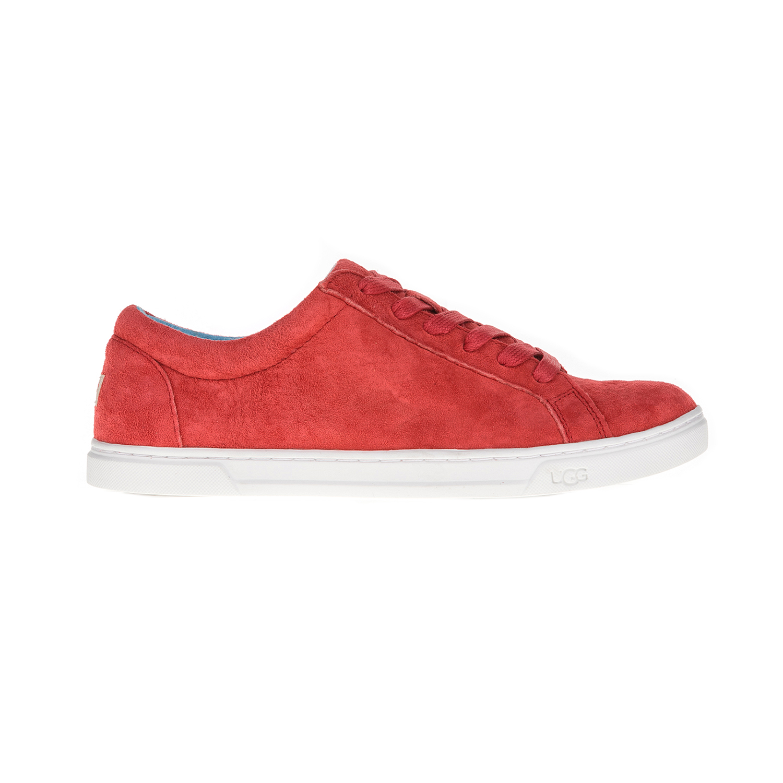 UGG - Γυναικεία παπούτσια UGG Karine κόκκινα γυναικεία παπούτσια sneakers