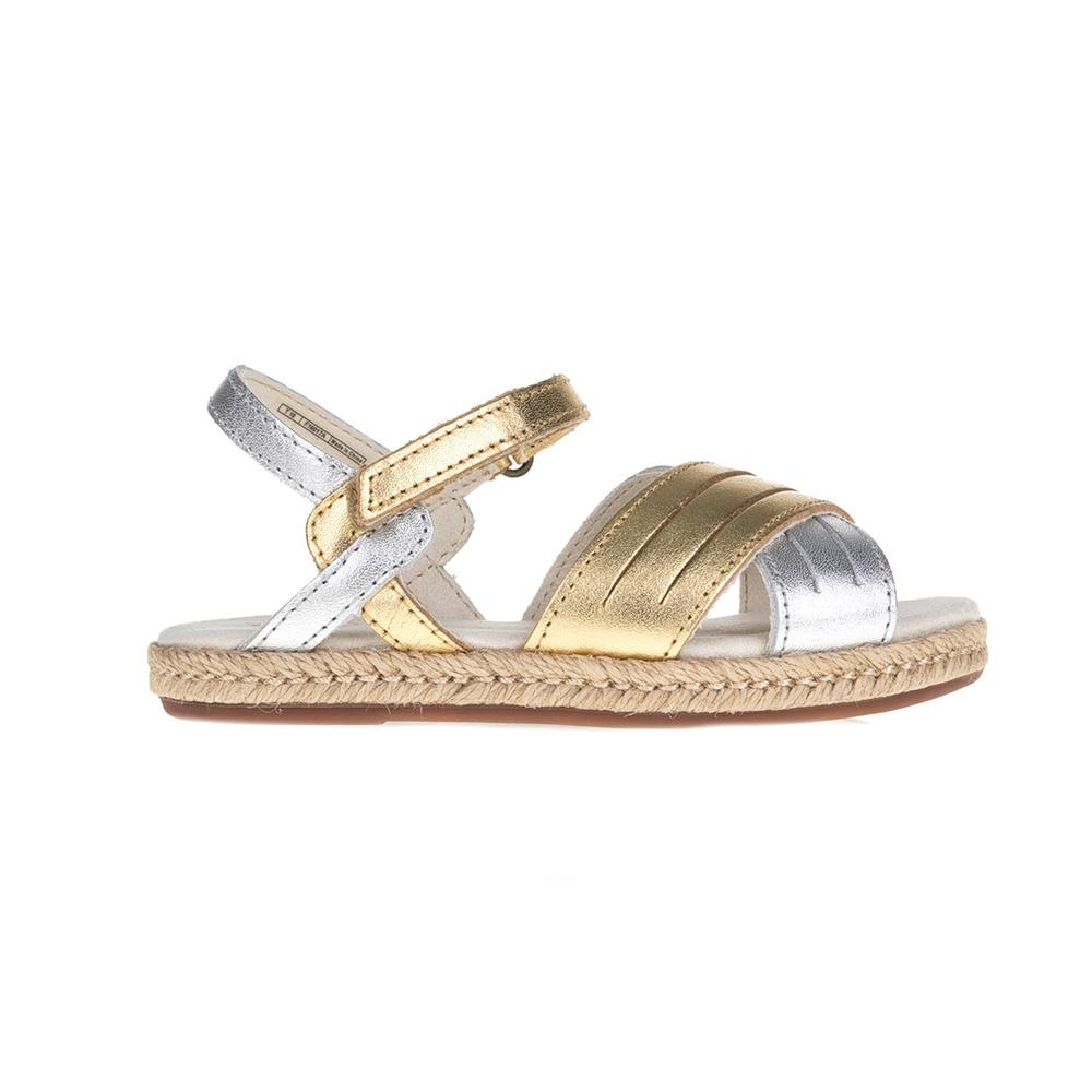 UGG - Βρεφικά σανδάλια Addilyn Metallic παιδικά baby παπούτσια πέδιλα σανδάλια