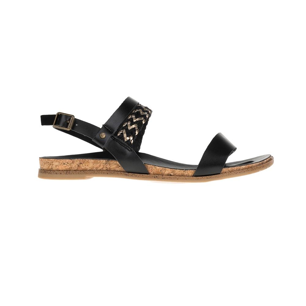 UGG – Παιδικά σανδάλια Jayna Metallic