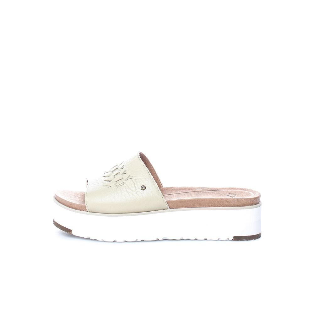 UGG - Γυναικεία σανδάλια Delaney μπεζ - IFY Shoes 2882acf5cc0