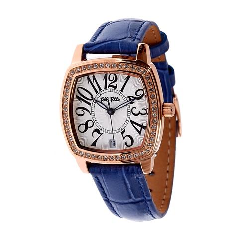 6bad8edfd5 Γυναικείο ρολόι Folli Follie μπλε (1517416.0-0013)