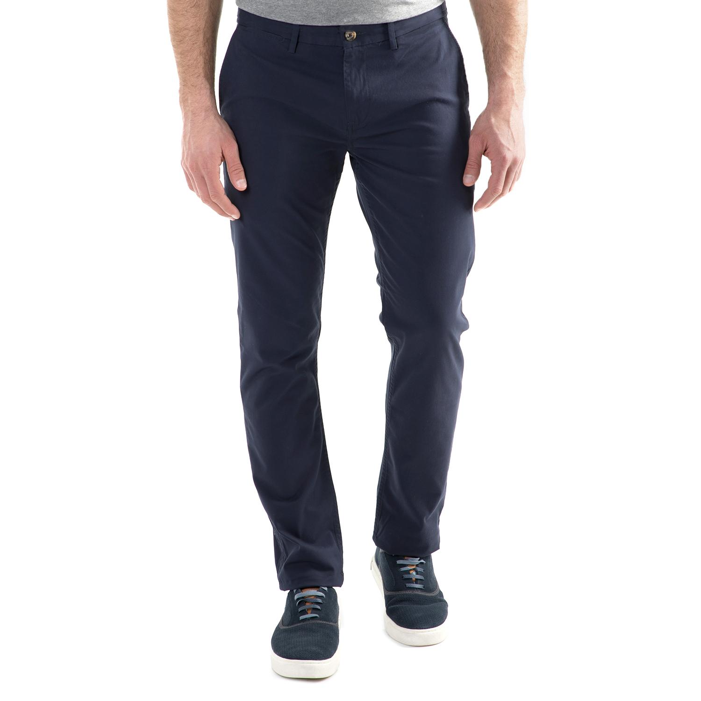 BEN SHERMAN - Ανδρικό chino παντελόνι Ben Sherman SLIM STRETCH CHINO μπλε ανδρικά ρούχα παντελόνια chinos