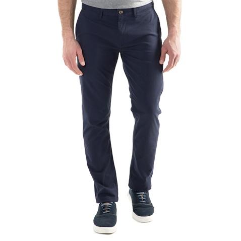 BEN SHERMAN-Ανδρικό chino παντελόνι Ben Sherman SLIM STRETCH CHINO μπλε