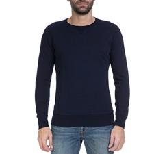 LEVI'S-Ανδρική μπλούζα Levi's ORIGINAL CREW INDIGO μπλε