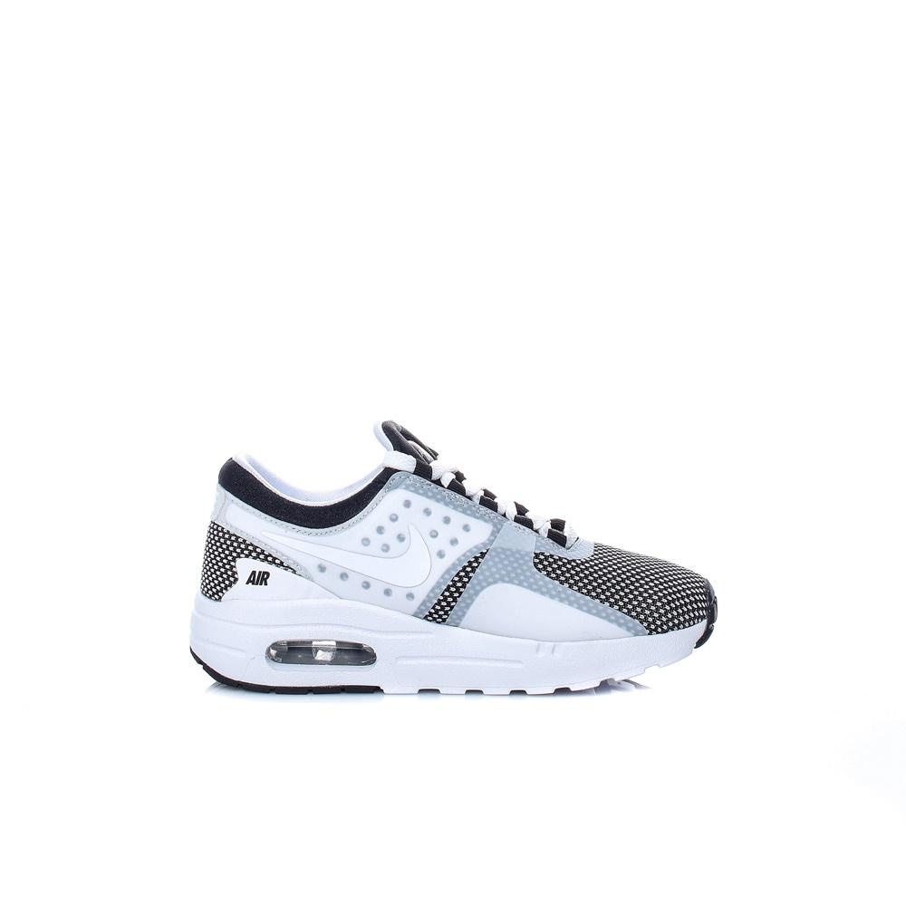 NIKE – Παιδικά αθλητικά παπούτσια Nike AIR MAX ZERO ESSENTIAL (PS) λευκά – μαύρα
