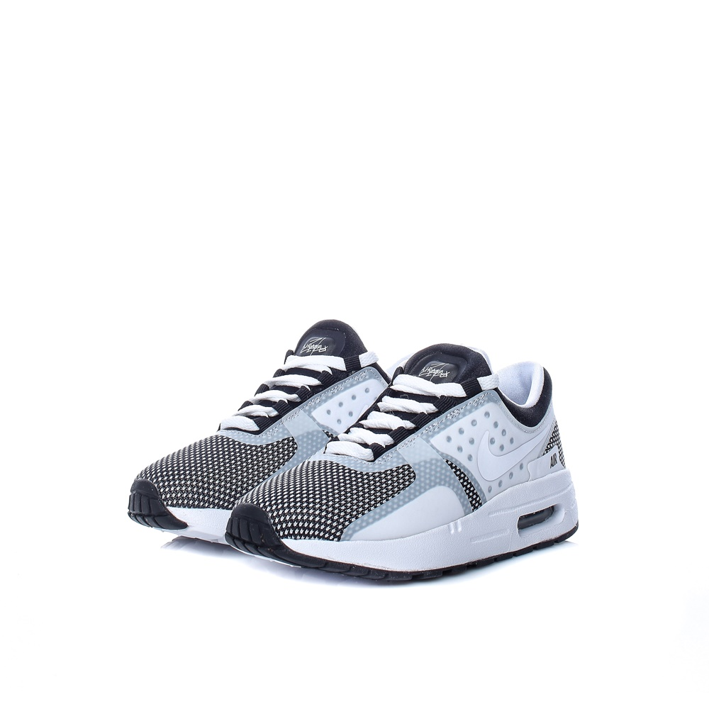 1dba9fa547d NIKE - Παιδικά αθλητικά παπούτσια Nike AIR MAX ZERO ESSENTIAL (PS) λευκά -  μαύρα, Παιδικά αθλητικά παπούτσια διάφορα, ΠΑΙΔΙ   ΠΑΠΟΥΤΣΙΑ   ΔΙΑΦΟΡΑ