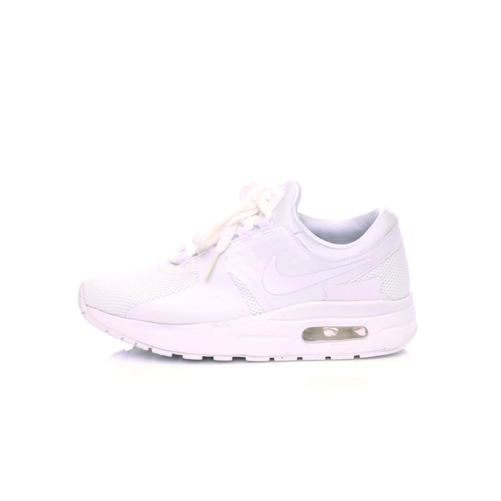 d07539b5b1a NIKE – Παιδικά αθλητικά παπούτσια NIKE AIR MAX ZERO ESSENTIAL PS λευκά.  Factoryoutlet