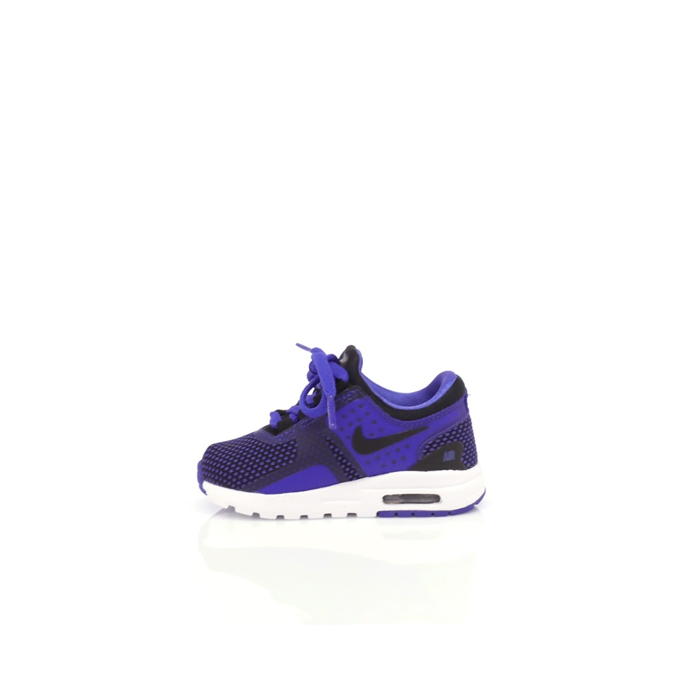 NIKE – Βρεφικά παπούτσια NIKE AIR MAX ZERO ESSENTIAL TD μωβ-μπλε