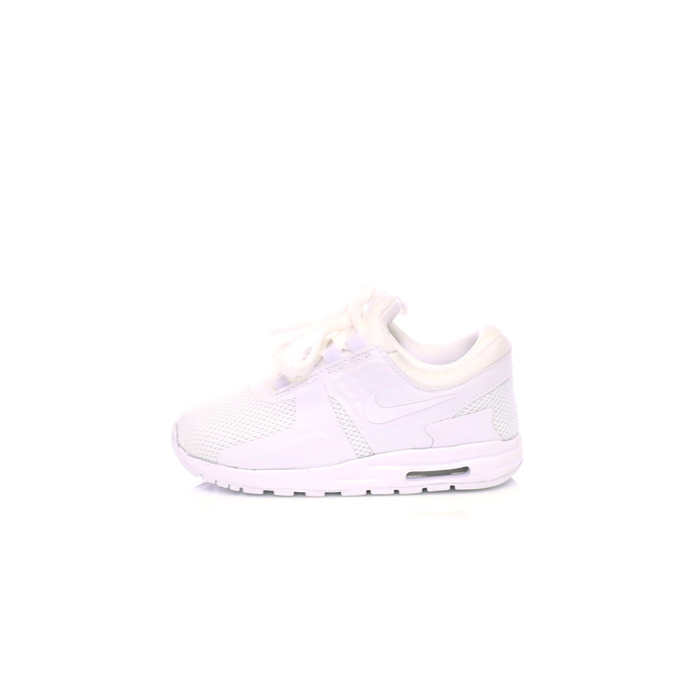 NIKE – Παιδικά αθλητικά παπούτσια NIKE AIR MAX ZERO ESSENTIAL TD λευκά 6e0bf6d47a1