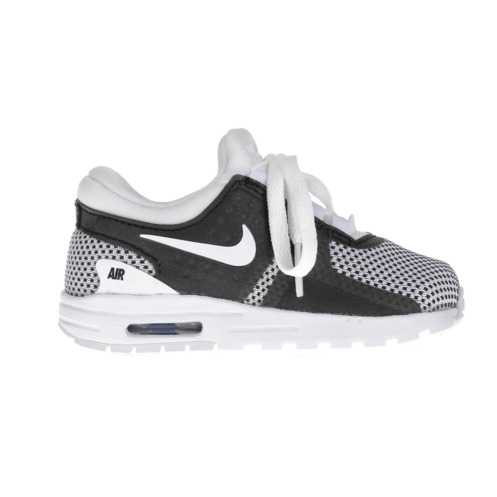 NIKE – Βρεφικά παπούτσια Nike AIR MAX ZERO ESSENTIAL TD άσπρα – μαύρα