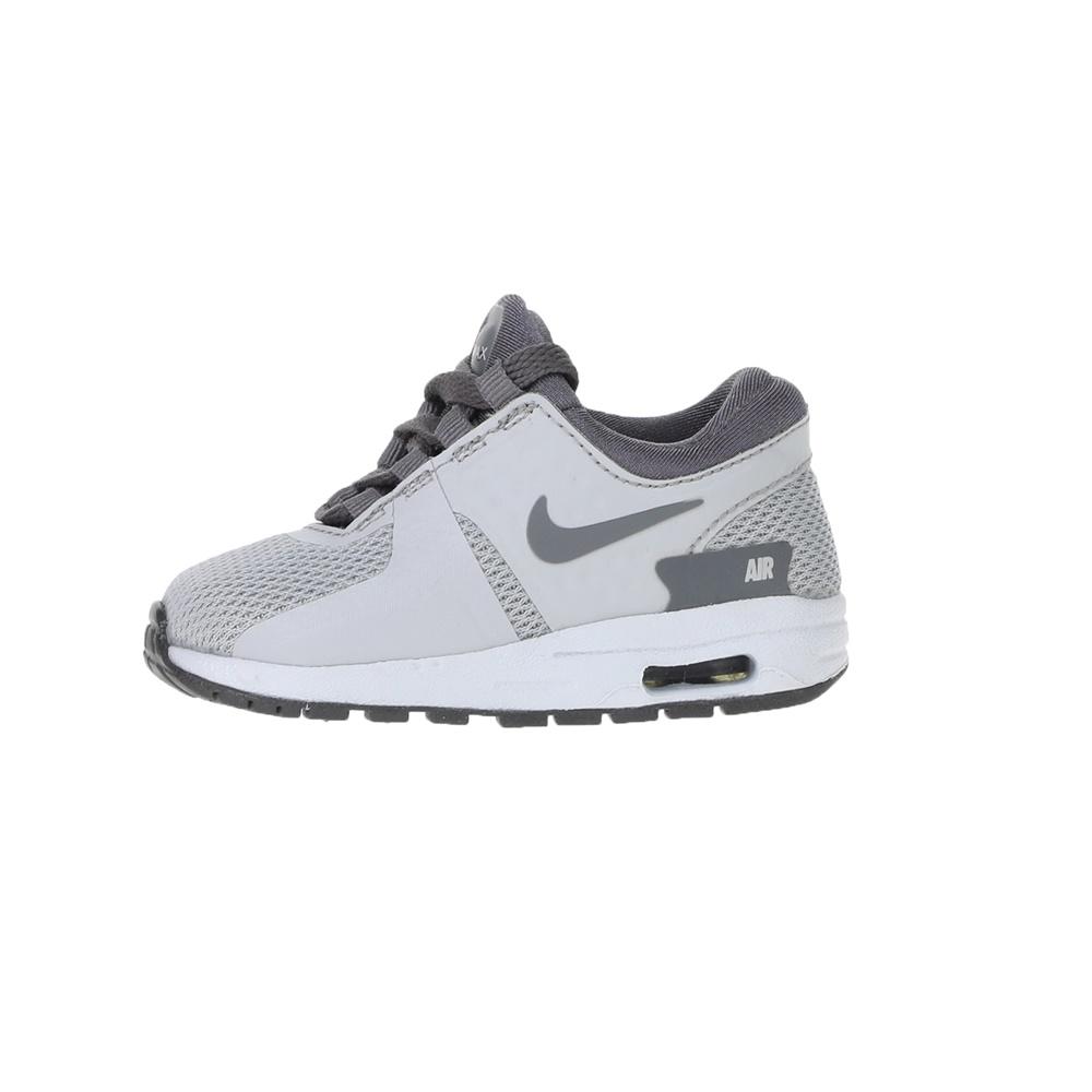 NIKE – Βρεφικά παπούτσια NIKE AIR MAX ZERO ESSENTIAL TD γκρι