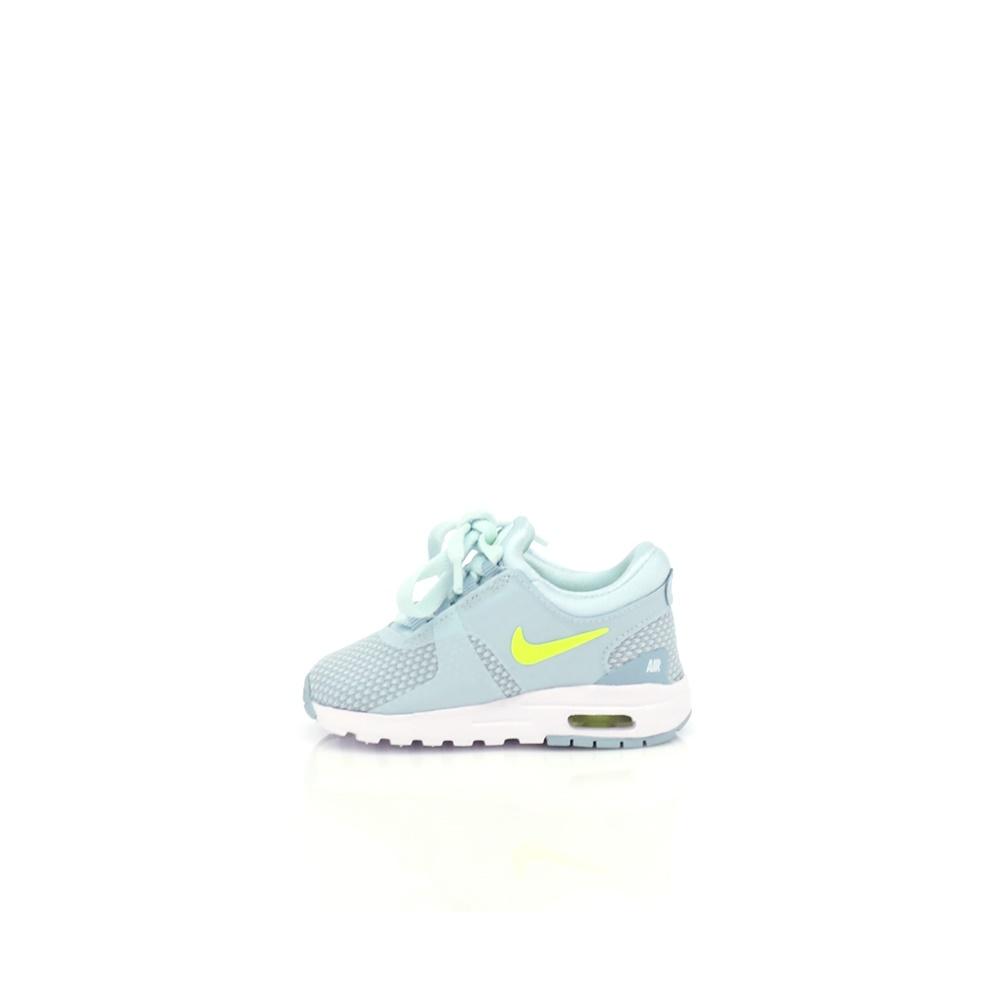NIKE – Βρεφικά παπούτσια NIKE AIR MAX ZERO ESSENTIAL TD γκρι-μπλε