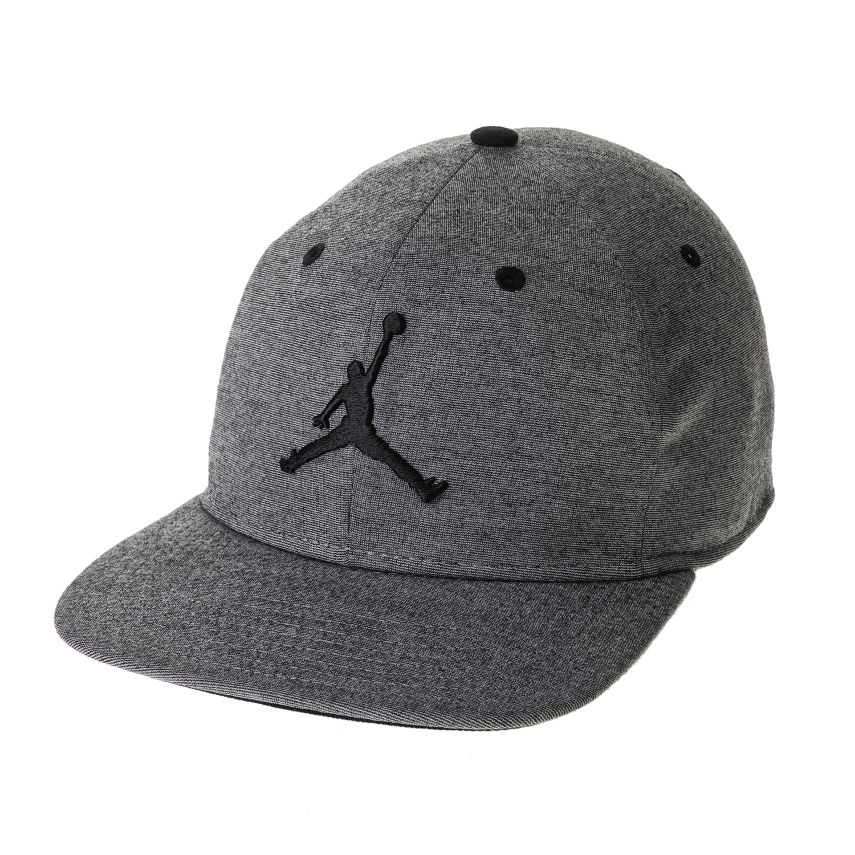 NIKE - Unisex καπέλο JORDAN 23LUX SNAPBACK γκρι γυναικεία αξεσουάρ καπέλα αθλητικά