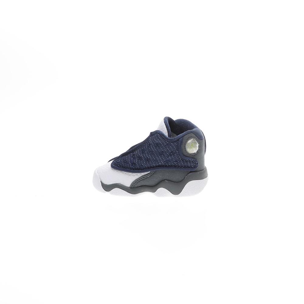 NIKE – Βρεφικά παπούτσια basketball NIKE JORDAN 13 RETRO (TD) μπλε