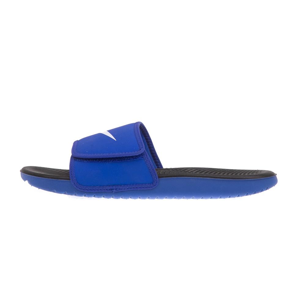 NIKE – Αγορίστικες σαγιονάρες Nike Kawa Adjust (GS/PS) μπλε
