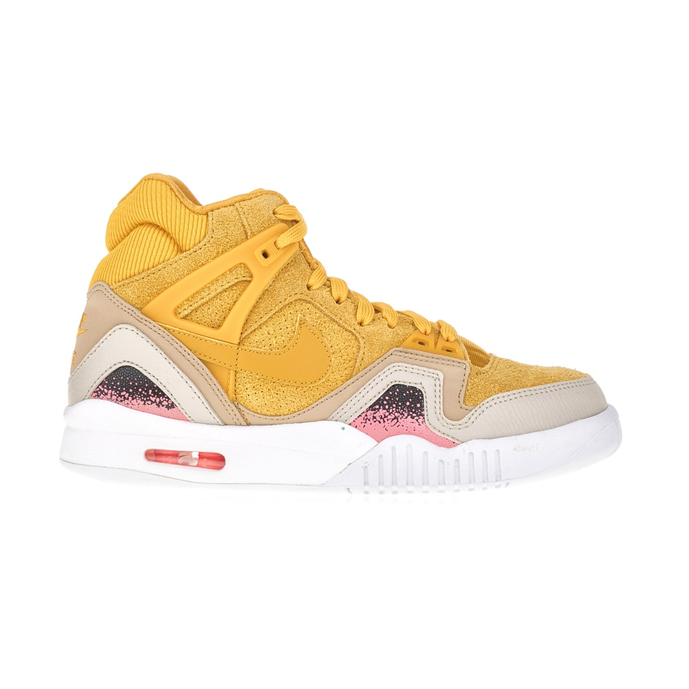 NIKE - Γυναικεία παπούτσια τένις ΝΙΚΕ AIR TECH CHALLENGE II SE κίτρινα γυναικεία παπούτσια αθλητικά tennis