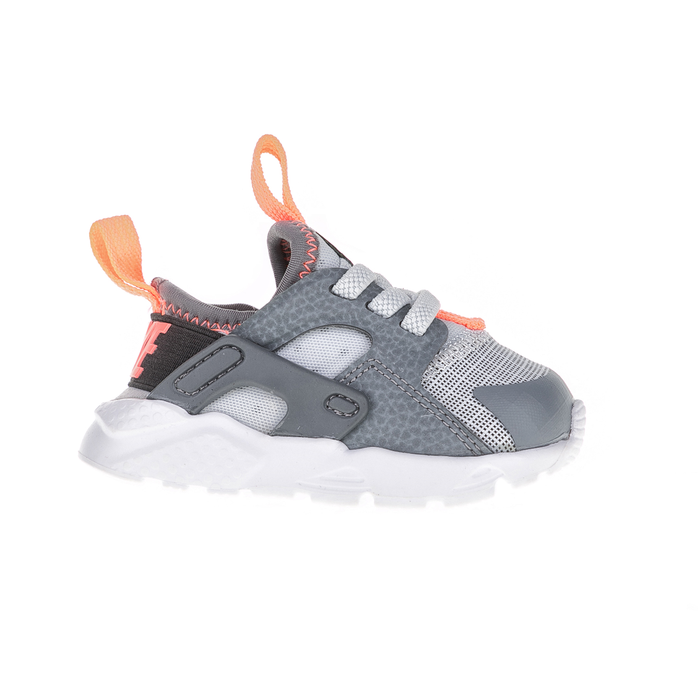 99b30fbd8b8 -44% Factory Outlet NIKE – Βρεφικά παπούτσια NIKE HUARACHE RUN ULTRA γκρι –  ροζ