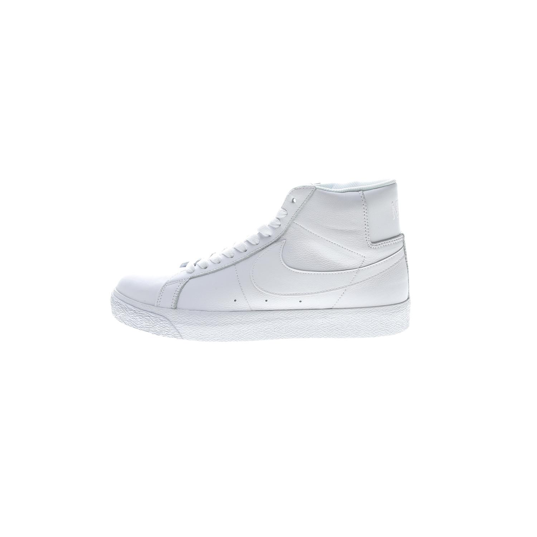 NIKE – Unisex αθλητικά παπούτσια NIKE SB ZOOM BLAZER MID λευκά;