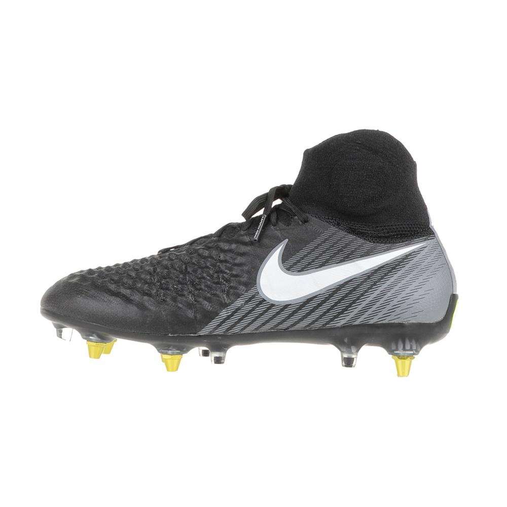 NIKE – Ανδρικά ποδοσφαιρικά παπούτσια Nike MAGISTA OBRA II SG-PRO AC μαύρα-γκρι