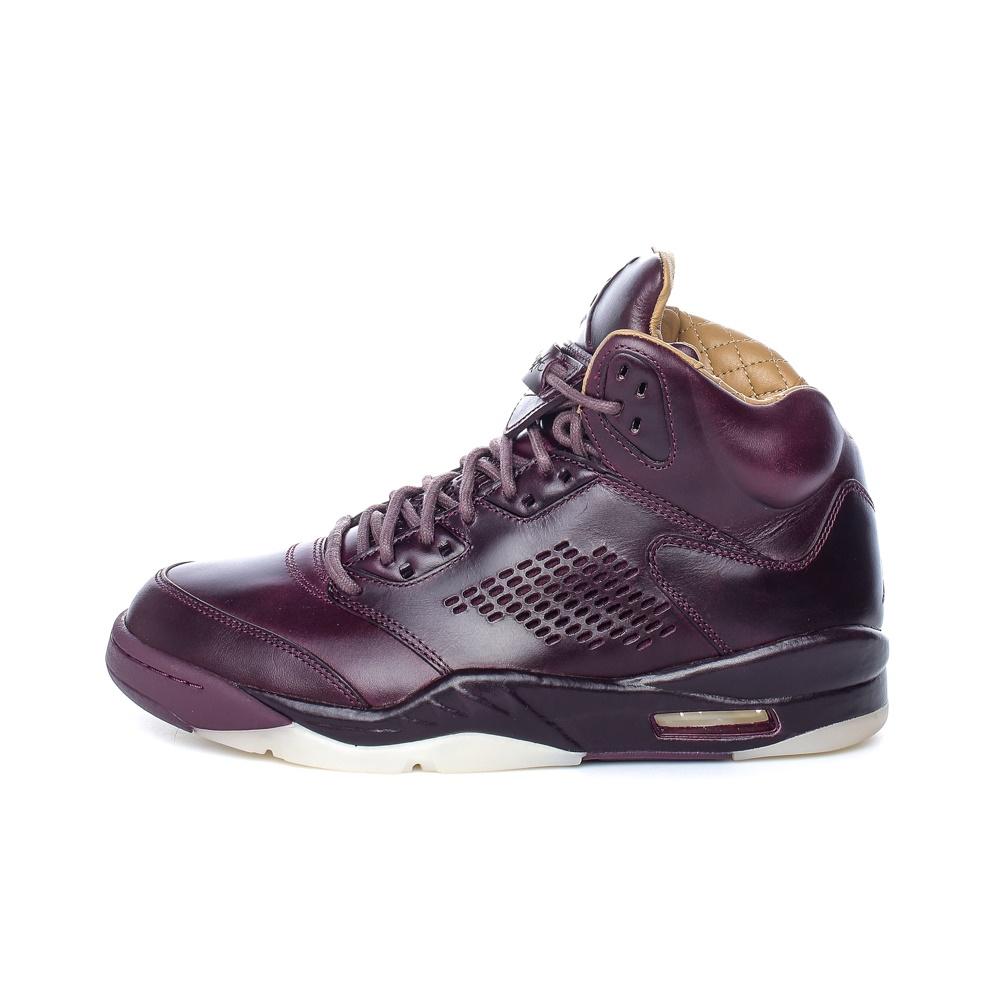 NIKE – Ανδρικά παπούτσια basketball NIKE AIR JORDAN 5 RETRO PREM μπορντό