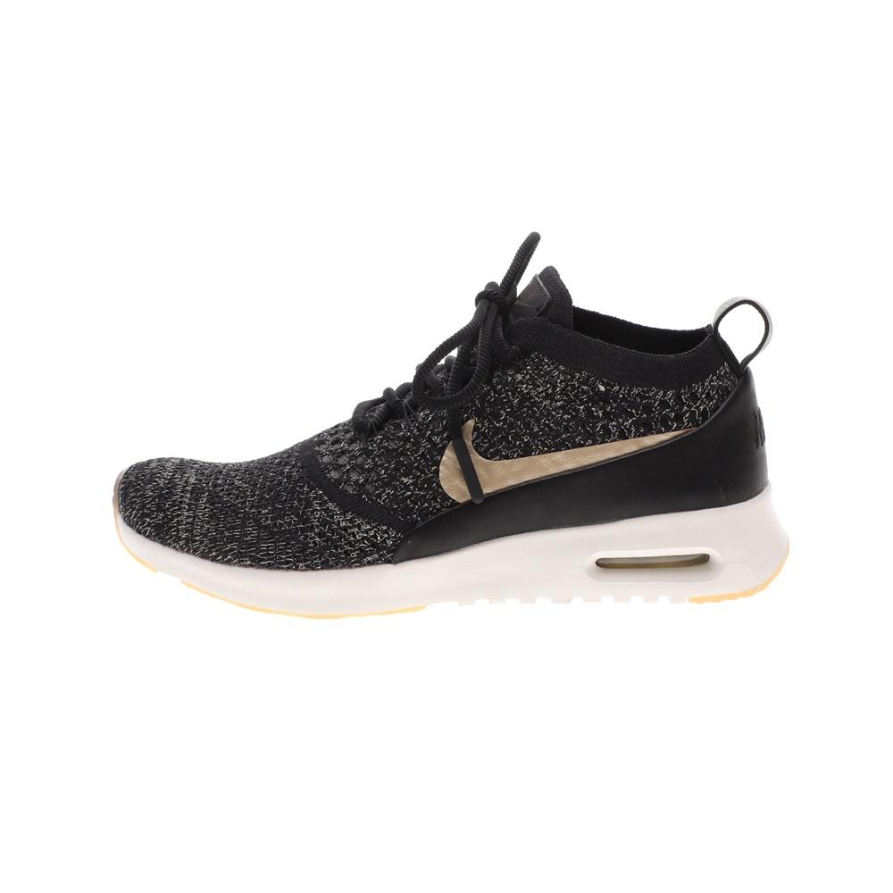 NIKE – Γυναικεία παπούτσια NIKE AIR MAX THEA ULTRA FK MTLC μαύρα χρυσά