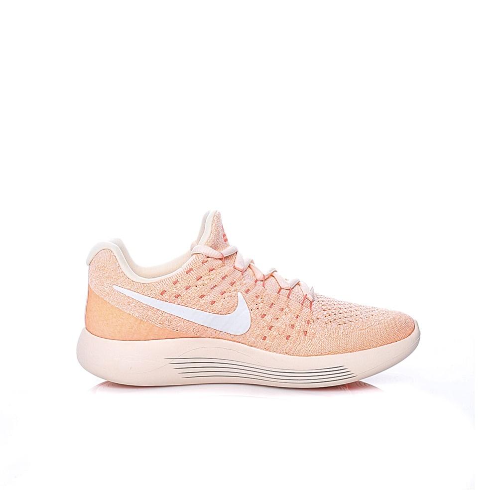 NIKE – Γυναικεία αθλητικά παπούτσια Nike LUNAREPIC LOW FLYKNIT 2 IWD ανοιχτό πορτοκαλί