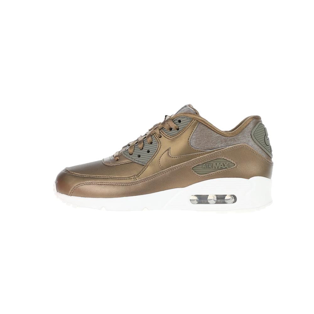 NIKE – Γυναικεία αθλητικά παπούτσια AIR MAX 90 PRM χρυσά