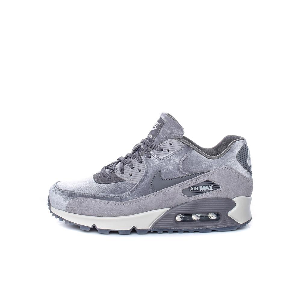 NIKE - Γυναικεία παπούτσια NIKE AIR MAX 90 LX γκρι γυναικεία παπούτσια αθλητικά running