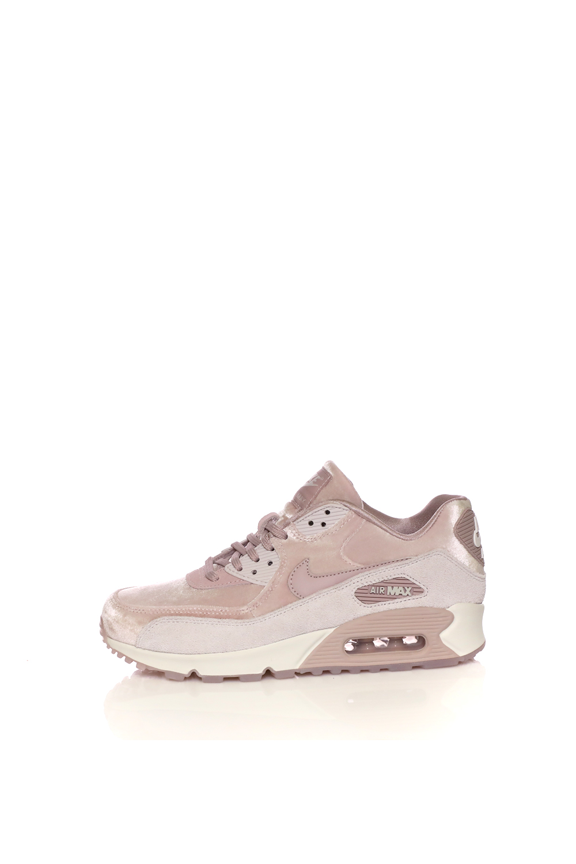 NIKE - Γυναικεία παπούτσια NIKE AIR MAX 90 LX ροζ γυναικεία παπούτσια αθλητικά running