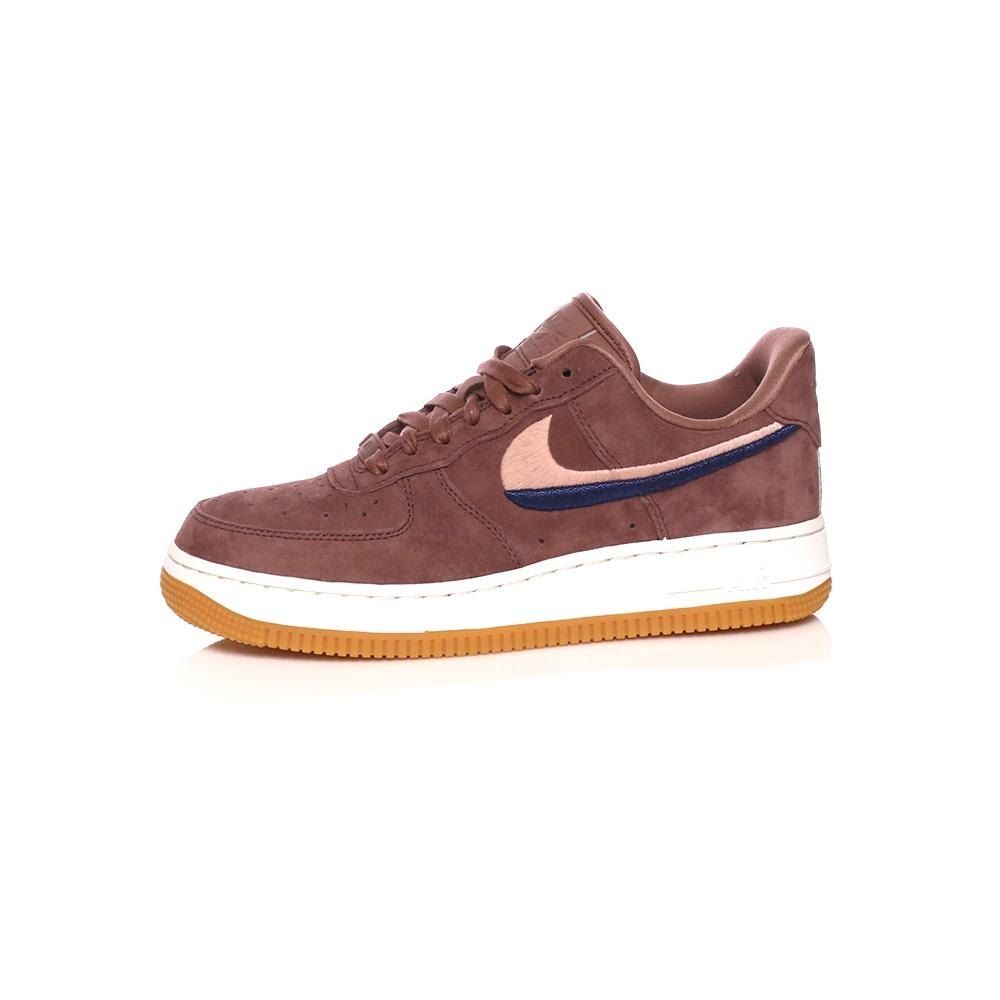 NIKE – Γυναικεία παπούτσια AIR FORCE 1 '07 LX καφέ