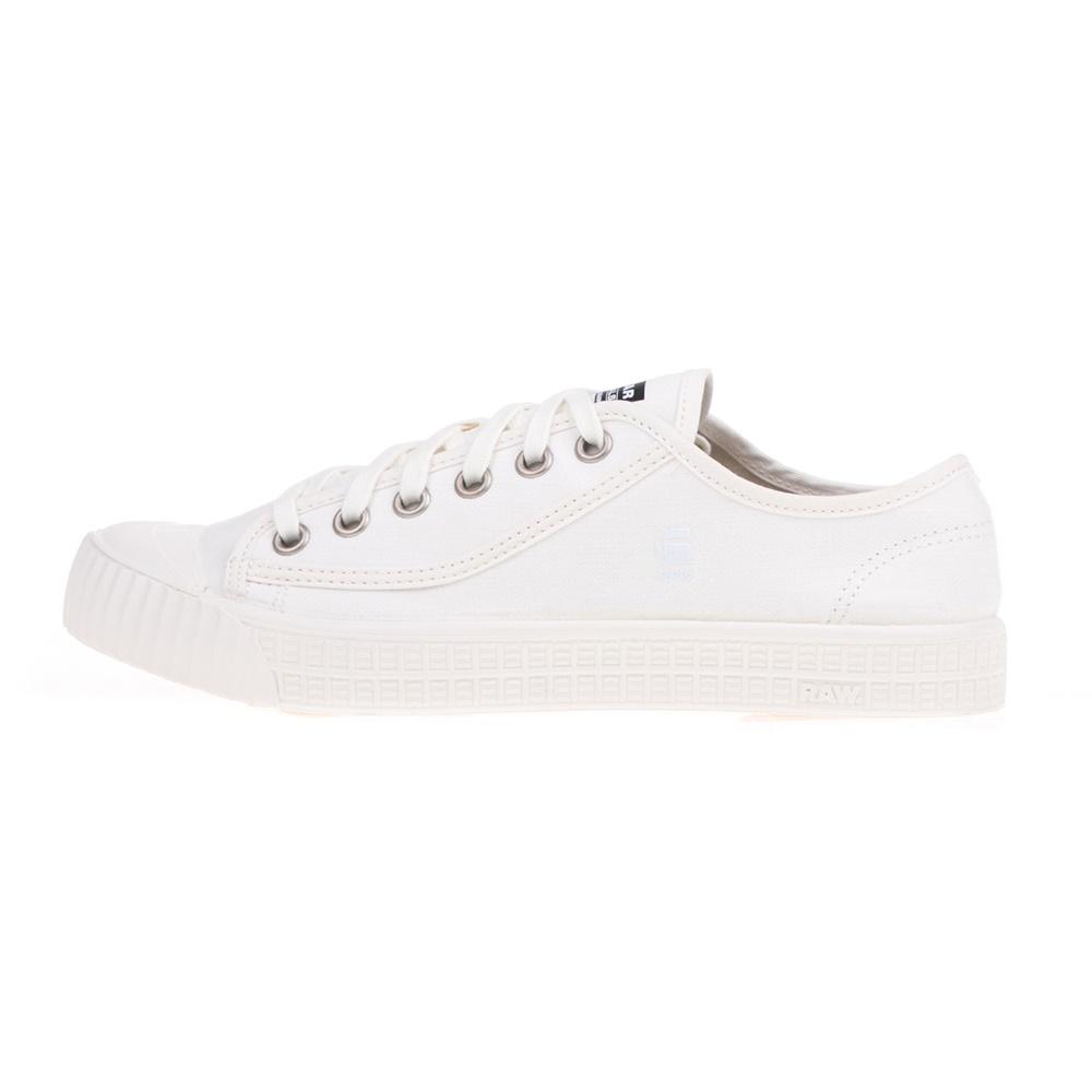 G-STAR RAW – Ανδρικά παπούτσια G-STAR RAW ROVULC λευκά