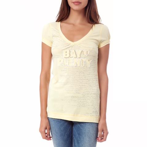c5eeb863abb7 Γυναικεία μπλούζα Gambling κίτρινη (1521733)