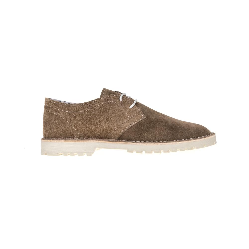 SSEINSE - Ανδρικά παπούτσια Oxford Sseinse καφέ ανδρικά παπούτσια μοκασίνια loafers
