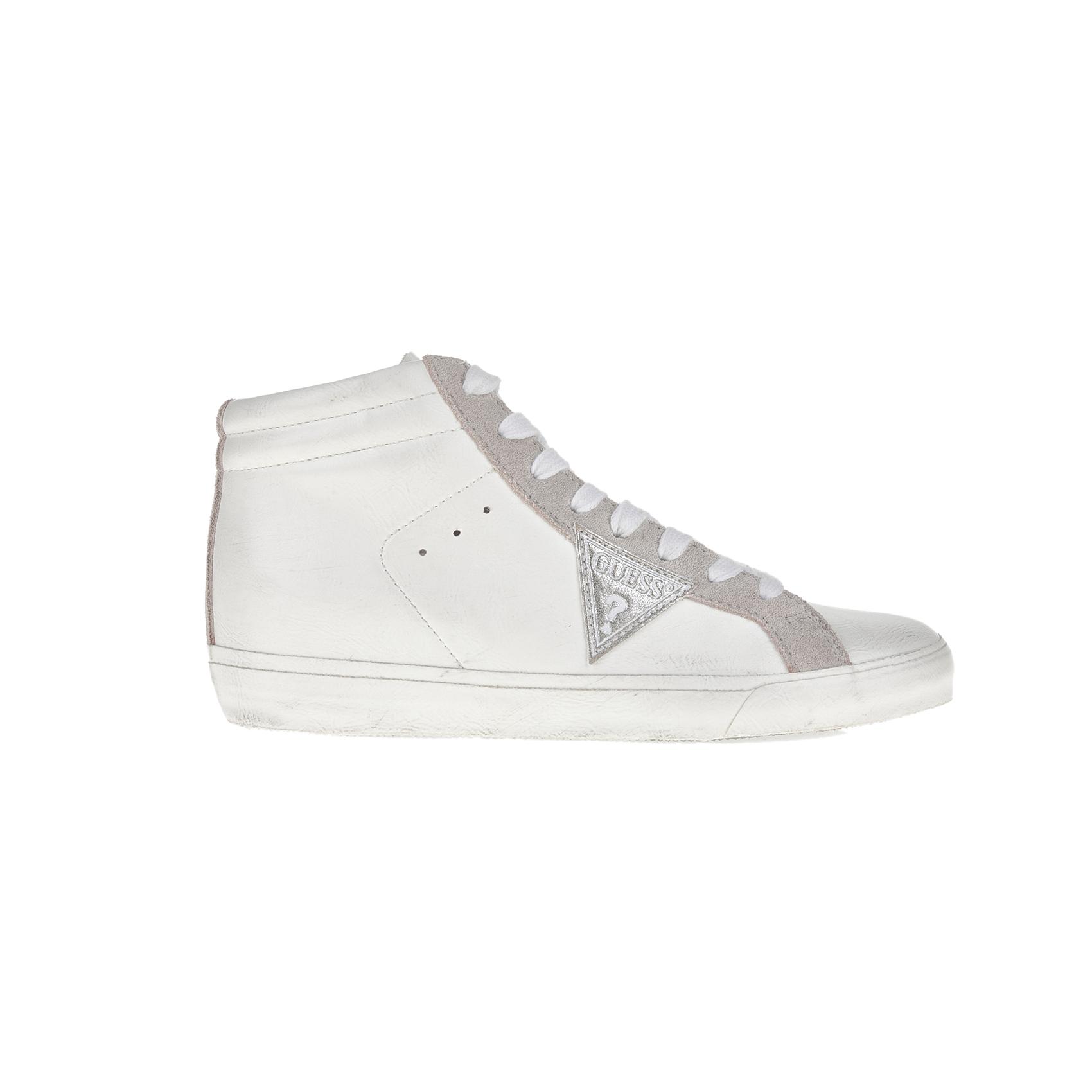 GUESS - Γυναικεία sneakers GUESS λευκά γυναικεία παπούτσια sneakers